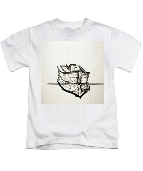 Ink Boat Kids T-Shirt