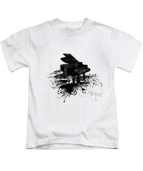 Inked Piano Kids T-Shirt