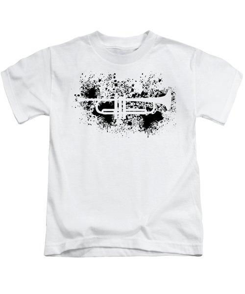 Inked Trumpet Kids T-Shirt