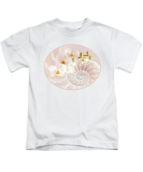 Intimate Fusion In Soft Pink Kids T-Shirt