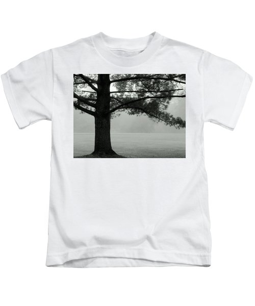 Into The Grey Wide Open Kids T-Shirt