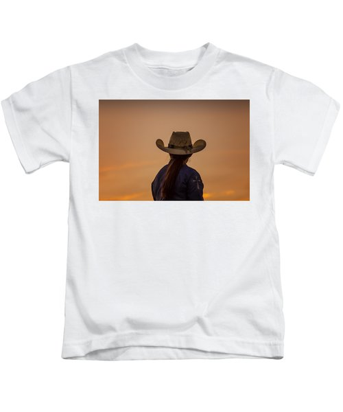 Into The Sunset Kids T-Shirt