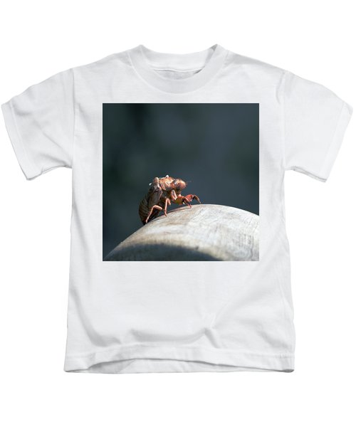 Invader From.... Kids T-Shirt
