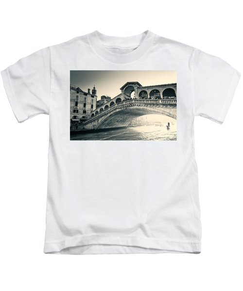 Invasion During The Dawn Kids T-Shirt