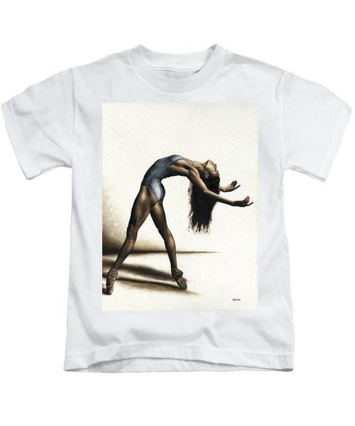 Invitation To Dance Kids T-Shirt