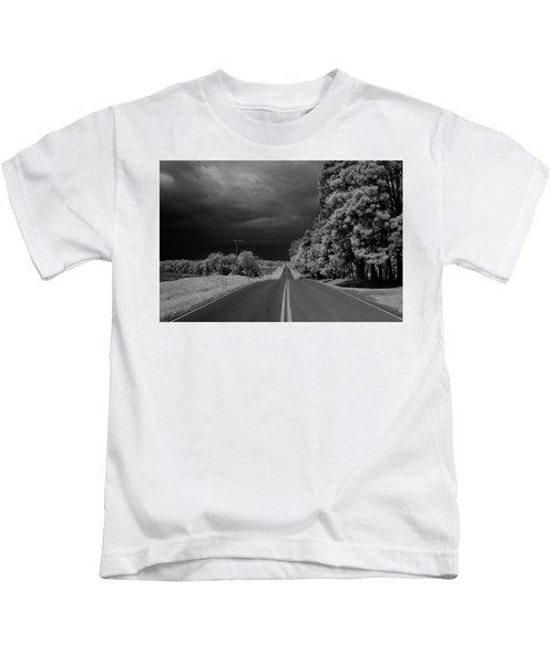 Iowa Sac Fox Drive Kids T-Shirt