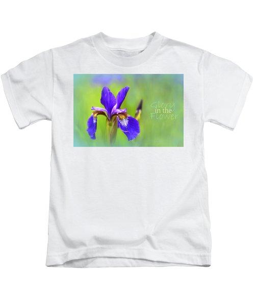 Iris Elegance Kids T-Shirt