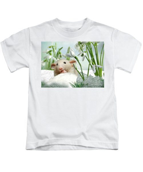 Is It Spring Yet ? Kids T-Shirt