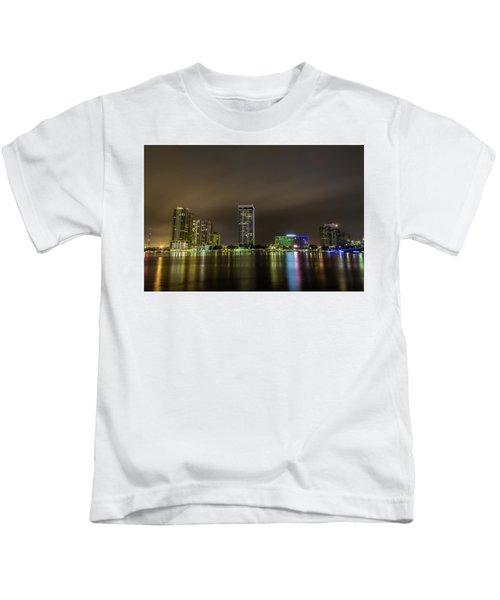 Jacksonville Landing Kids T-Shirt