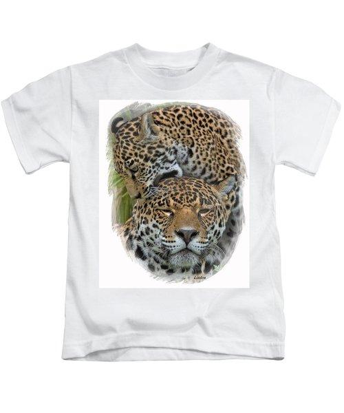 Jaguar Affection Kids T-Shirt