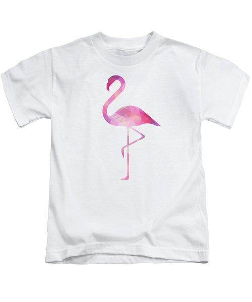 James's Flamingo Kids T-Shirt