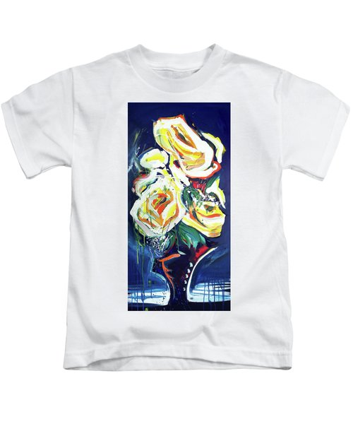 Janes Roses II Kids T-Shirt