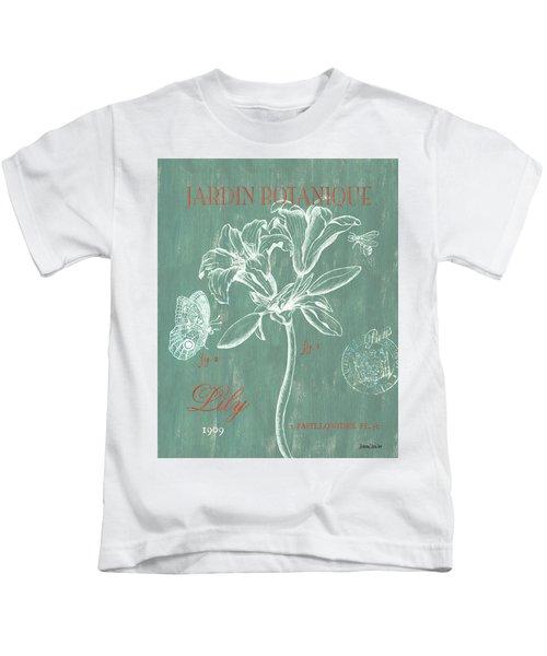 Jardin Botanique Aqua Kids T-Shirt