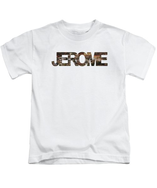 Jerome Kids T-Shirt