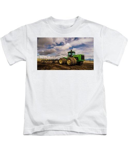John Deere 9200 Kids T-Shirt