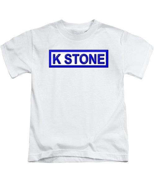 K Stone Kids T-Shirt