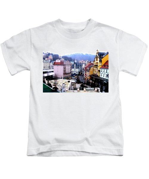 Karlovy Vary Cz Kids T-Shirt