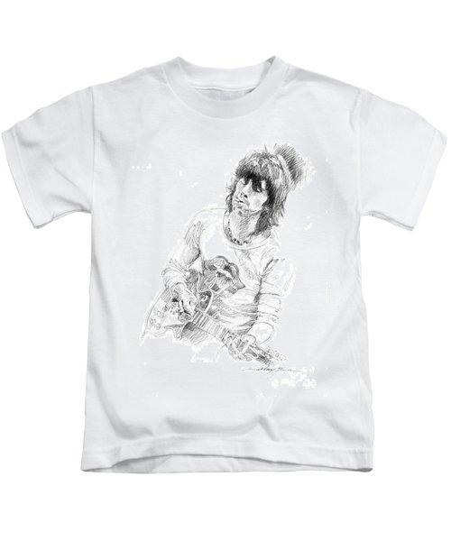 Keith Richards Exile Kids T-Shirt