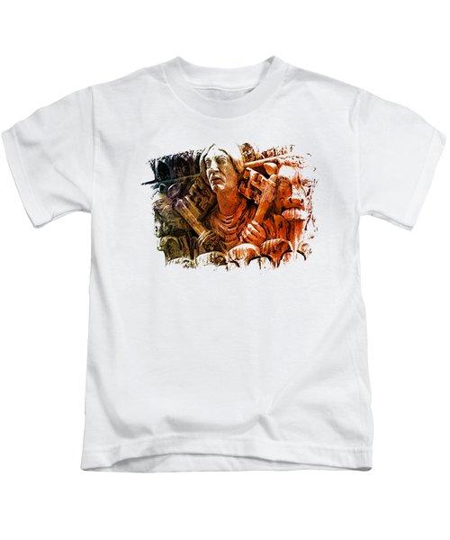 Keys To The City Kids T-Shirt