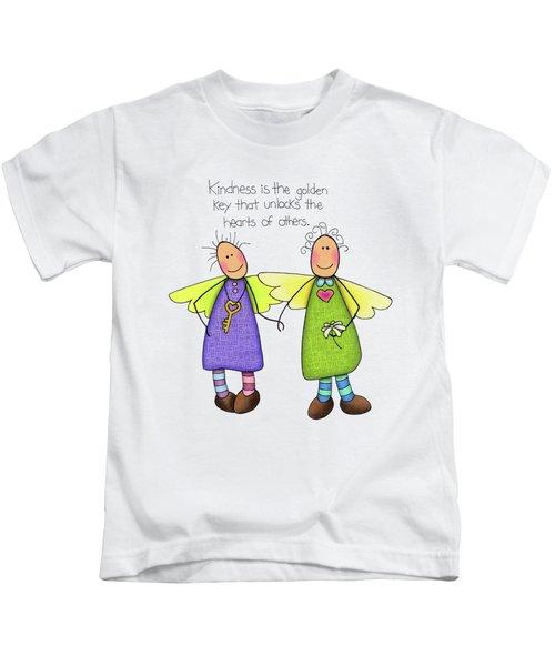 Kindness Kids T-Shirt by Sarah Batalka