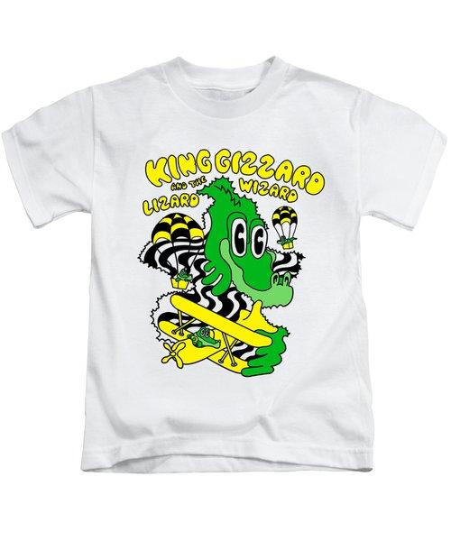 King Gizzard And Lizard Kids T-Shirt