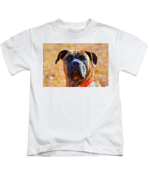 King Of My Home Kids T-Shirt