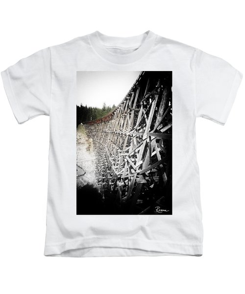 Kinsole Vintage Kids T-Shirt