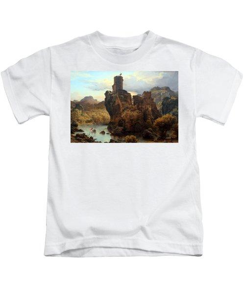 Knights Castle Kids T-Shirt