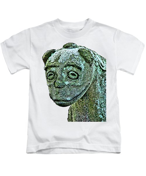 Komainu03 Kids T-Shirt