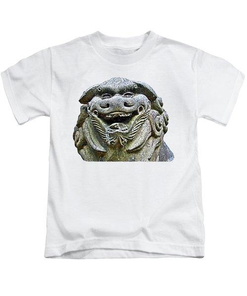Komainu04 Kids T-Shirt