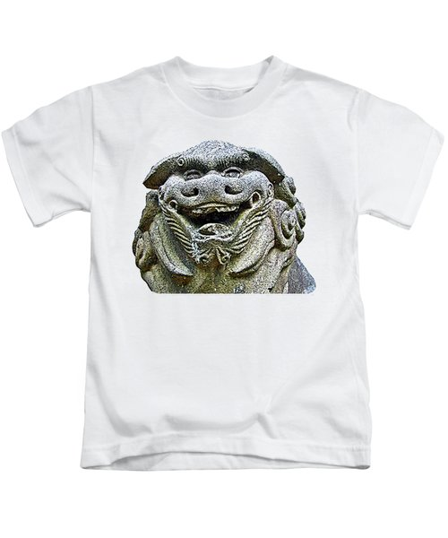 Komainu04 Kids T-Shirt