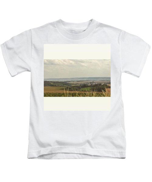 Kurz Vor #hermannsacker... #nordhausen Kids T-Shirt