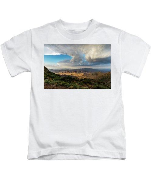 Kwaaymii Point Monsoon Kids T-Shirt