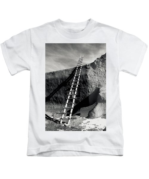 Ladder To The Sky Kids T-Shirt