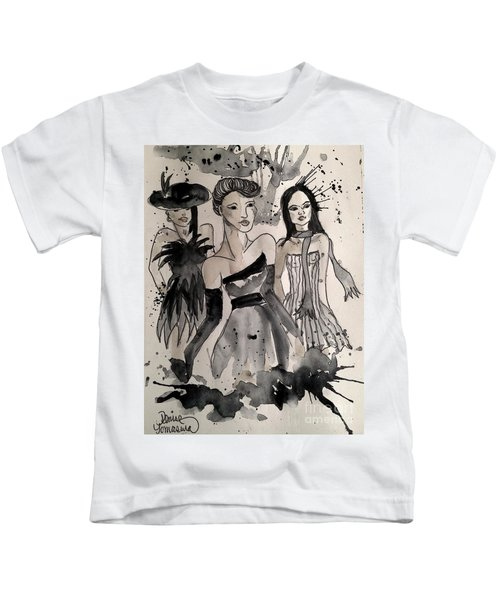 Ladies Galore Kids T-Shirt
