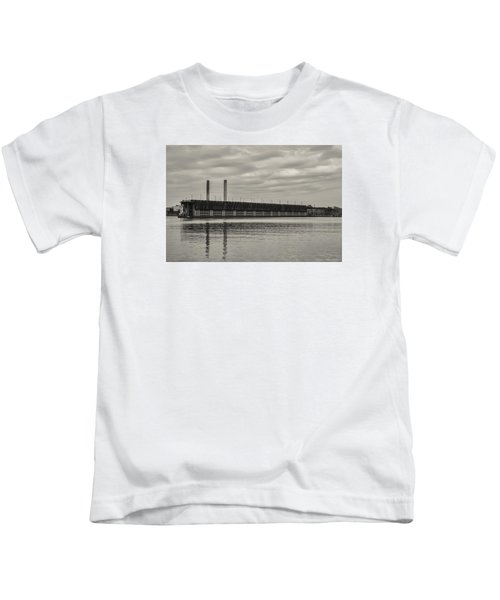 Lake Superior Oar Dock Kids T-Shirt