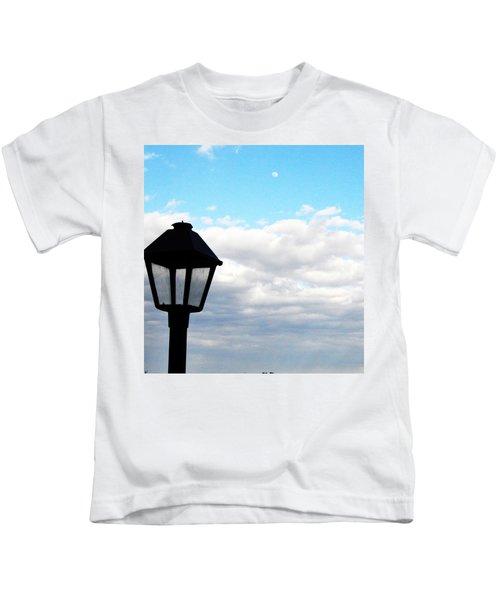 Lamp Post Kids T-Shirt