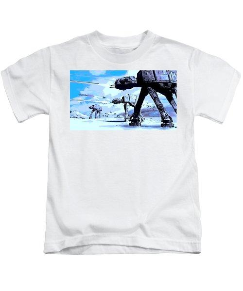 Land Battle Kids T-Shirt