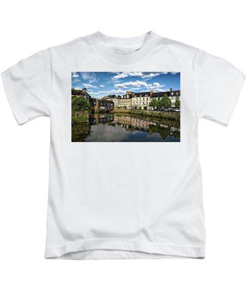 Landerneau Village View Kids T-Shirt
