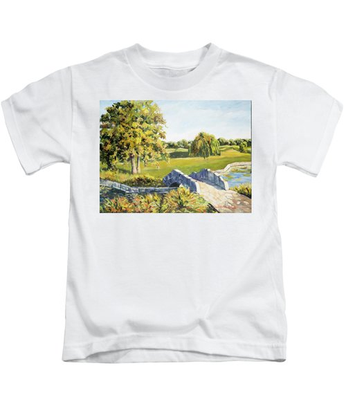 Landscape No. 12 Kids T-Shirt