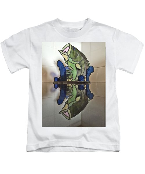 Largemouth Bass Kids T-Shirt