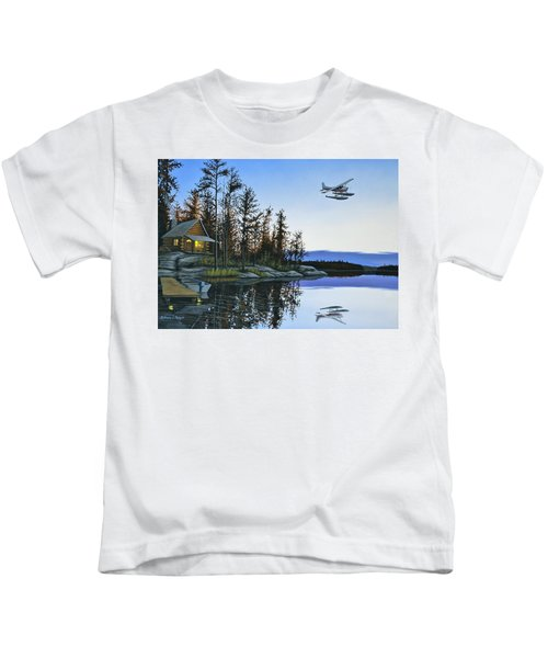 Late Arrival Kids T-Shirt