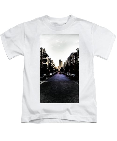 Leading Lines Kids T-Shirt