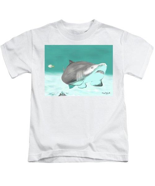 Lemon Shark Kids T-Shirt