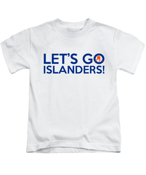 Let's Go Islanders Kids T-Shirt