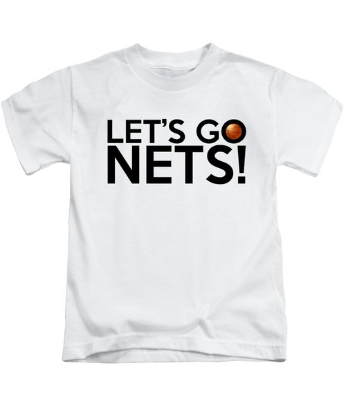 Let's Go Nets Kids T-Shirt