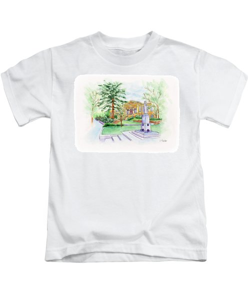 Library A Carnegie Original Kids T-Shirt
