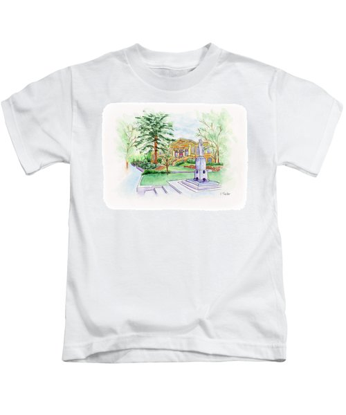 Library A Carnegie Original Kids T-Shirt