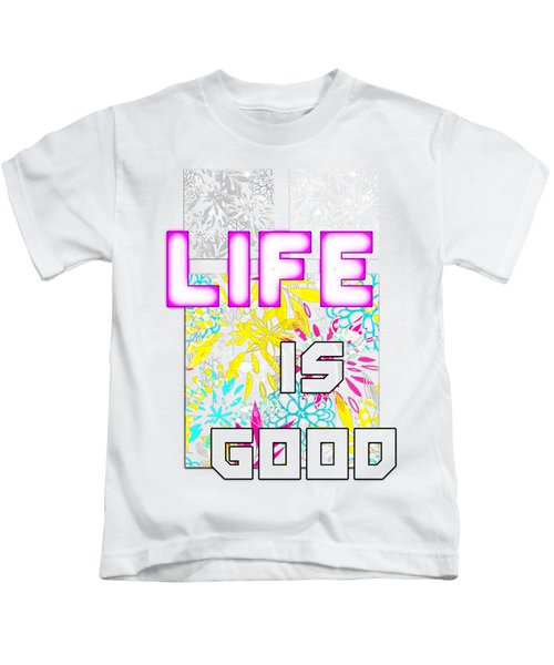 Life Is A Gift Kids T-Shirt