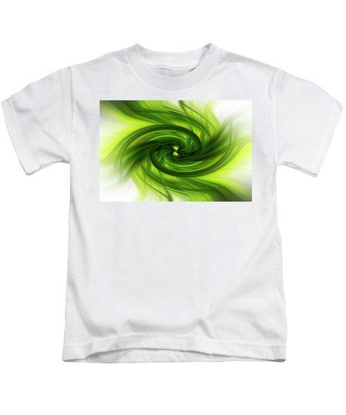 Light Abstract 8 Kids T-Shirt